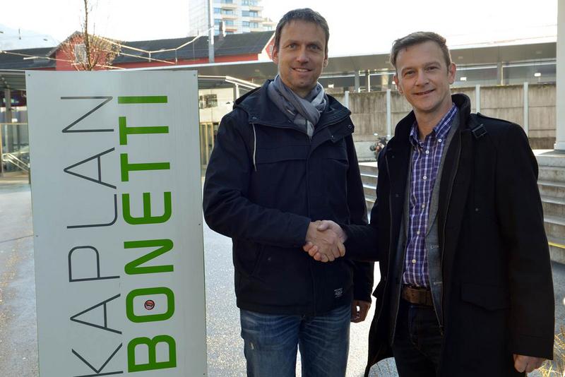 v.l.n.r. Geschäftsführer der Kaplan Bonetti gemeinnützige GmbH, Peter Mayerhofer und Engler Gerald (COO, Loacker Recycling GmbH)